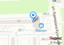 Компания «АВА ФАРМ» на карте