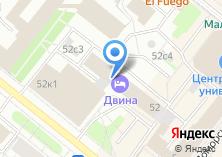 Компания «Mei» на карте
