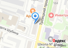 Компания «Радиофон» на карте