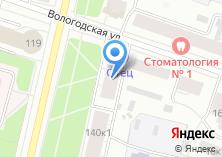 Компания «Троицкий дом» на карте