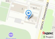 Компания «Магазин рыбной продукции на Садовой» на карте