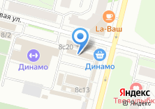 Компания «Приосколье» на карте