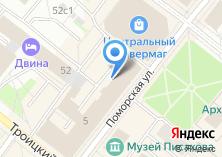 Компания «Ажур-Премиум» на карте
