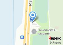 Компания «Маймаксанское Кладбище» на карте