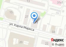 Компания «ЮрАктив» на карте