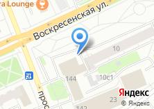 Компания «Интерлогика» на карте