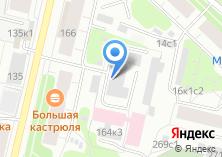Компания «Центр гигиены и эпидемиологии в Архангельской области» на карте