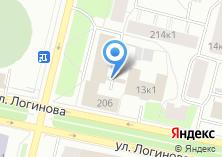 Компания «Добрый дом» на карте