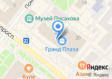 Компания «Brand mix» на карте
