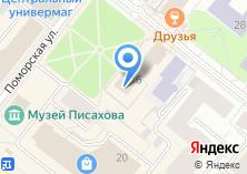 Компания «Спецсеть» на карте