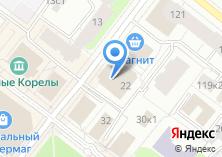 Компания «Орлис» на карте