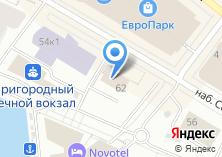 Компания «Окна Теплова» на карте