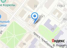Компания «Слово» на карте