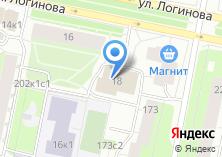Компания «Мебель Престиж» на карте