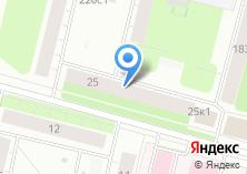 Компания «Артель» на карте