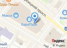 Компания «Vipart» на карте