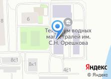 Компания «Избирательный участок №122» на карте