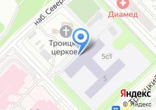 Компания «Избирательный участок №75» на карте