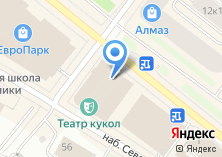 Компания «Архангельский театр кукол» на карте