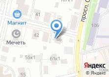 Компания «Дербин и партнеры» на карте