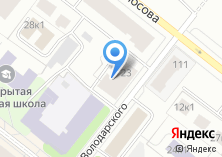 Компания «КБ Северный кредит» на карте