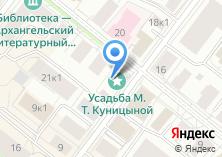 Компания «Малые Корелы» на карте