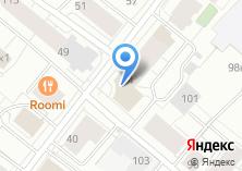 Компания «Новый Город» на карте