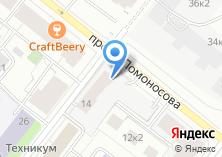 Компания «Смета Архангельск» на карте