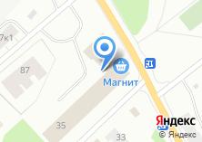 Компания «Сегмент» на карте