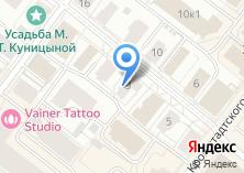 Компания «Магазин на проспекте Чумбарова-Лучинского» на карте