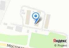 Компания «ТОРГОВАЯ КОМПАНИЯ ИНТЕРСТРОЙ» на карте