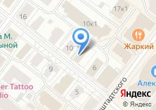 Компания «Траттория» на карте