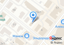 Компания «Первая банкетная служба Архангельска» на карте