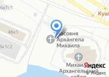 Компания «Часовня Матроны Московской» на карте