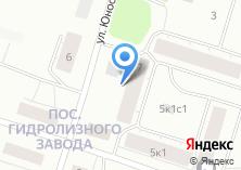 Компания «Участковый пункт полиции Отдел полиции №5» на карте