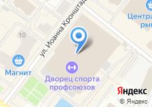 Компания «НаВеС» на карте
