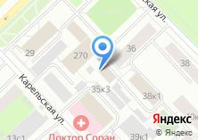 Компания «Formoza» на карте