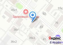 Компания «Лукрум-Аудит» на карте