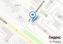 Компания «Центр Холод» на карте