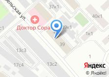 Компания «Управление уголовного розыска» на карте