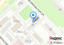 Компания «ВинтМастер» на карте