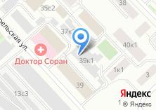 Компания «Вега-Сервис» на карте