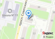 Компания «Мостоотряд №9» на карте