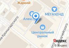 Компания «Одевай-ка» на карте