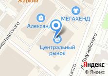 Компания «Kristy» на карте