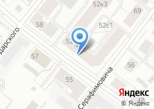 Компания «Солчарт-Архангельск» на карте