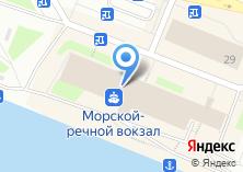 Компания «Магазин халатов» на карте