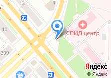 Компания «Магазин хозяйственных товаров на ул. Гагарина» на карте