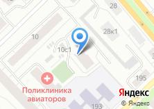 Компания «Кошкин Домик» на карте