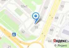 Компания «СервисТех» на карте